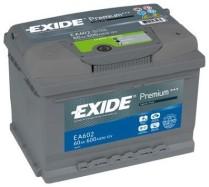 baterie auto exide
